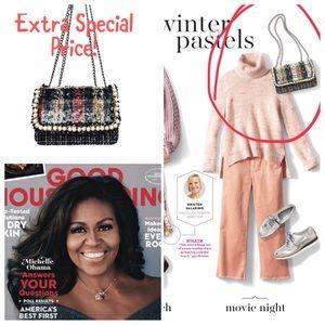 Good Housekeeping & O Magazine Selected Handbag!❤️